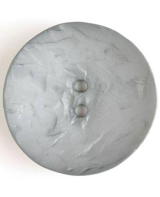 Modeknopf - Größe: 60mm - Farbe: grau - Art.-Nr.: 410155