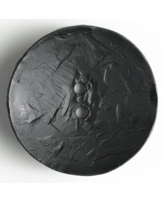Modeknopf - Größe: 60mm - Farbe: schwarz - Art.-Nr.: 410065