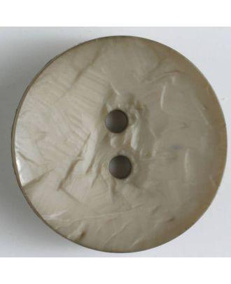 Modeknopf - Größe: 60mm - Farbe: beige - Art.-Nr.: 410129