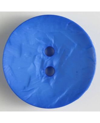Modeknopf - Größe: 60mm - Farbe: blau - Art.-Nr.: 410131