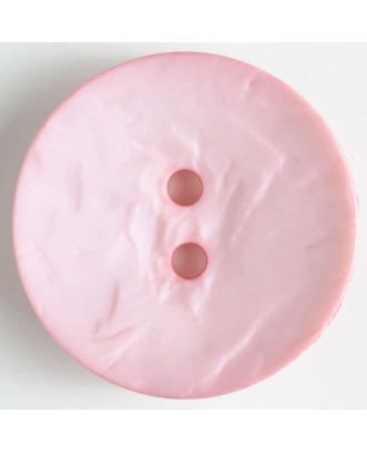 Modeknopf - Größe: 60mm - Farbe: pink - Art.-Nr.: 410136