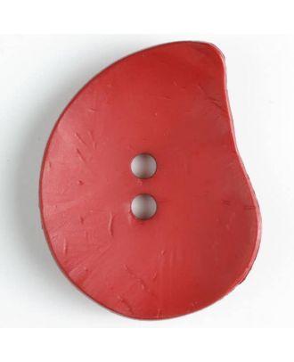 Modeknopf - Größe: 50mm - Farbe: rot - Art.-Nr.: 390137