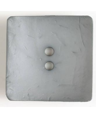 Modeknopf - Größe: 60mm - Farbe: grau - Art.-Nr.: 410162