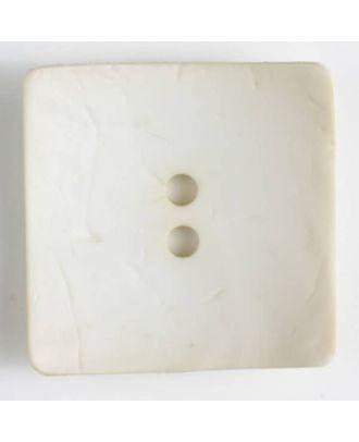 Modeknopf - Größe: 60mm - Farbe: beige - Art.-Nr.: 410164
