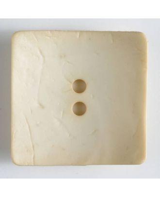 Modeknopf - Größe: 60mm - Farbe: beige - Art.-Nr.: 410140