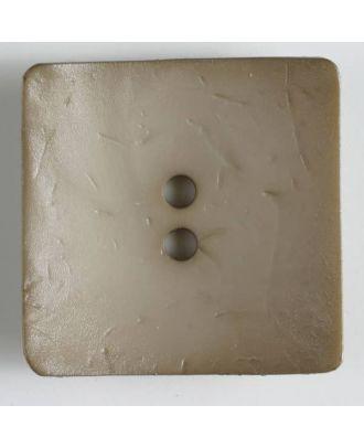 Modeknopf - Größe: 60mm - Farbe: beige - Art.-Nr.: 410141