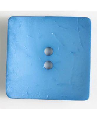 Modeknopf - Größe: 60mm - Farbe: blau - Art.-Nr.: 410182