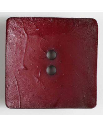 Modeknopf - Größe: 60mm - Farbe: dunkelrot - Art.-Nr.: 410150