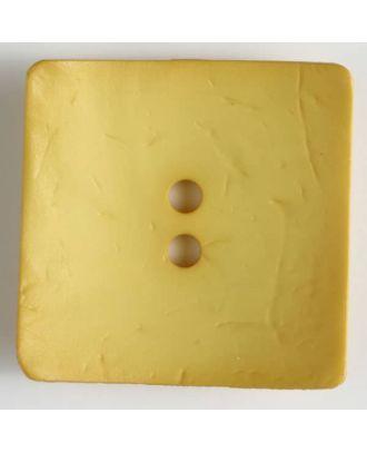 Modeknopf - Größe: 60mm - Farbe: gelb - Art.-Nr.: 410109