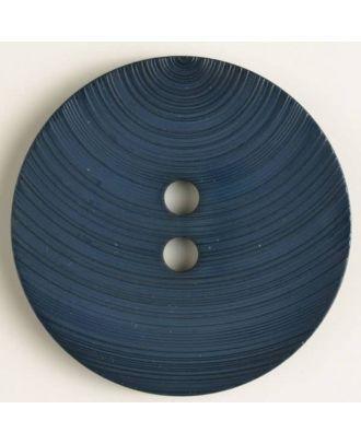 Modeknopf - Größe: 54mm - Farbe: blau - Art.-Nr.: 450126