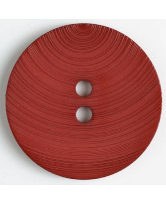 Modeknopf - Größe: 54mm - Farbe: dunkelrot - Art.-Nr.: 450129