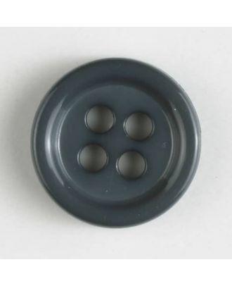 Modeknopf - Größe: 9mm - Farbe: grau - Art.-Nr.: 170515