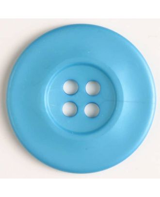 Modeknopf - Größe: 55mm - Farbe: blau - Art.-Nr.: 450134