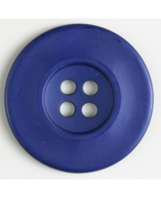 Modeknopf - Größe: 55mm - Farbe: blau - Art.-Nr.: 450135