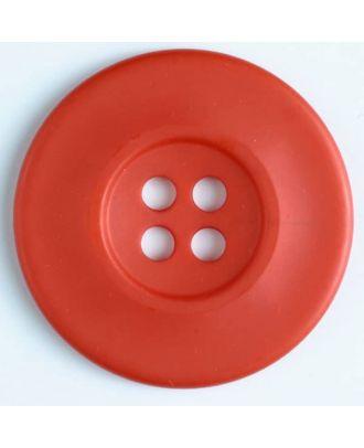 Modeknopf - Größe: 55mm - Farbe: rot - Art.-Nr.: 450139