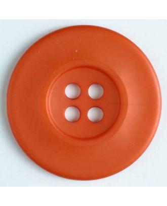Modeknopf - Größe: 55mm - Farbe: orange - Art.-Nr.: 450140