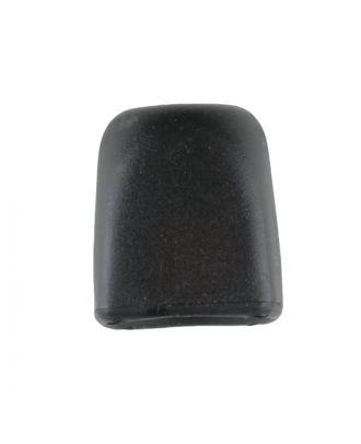 funktioneller Kordelstopper -  Größe: 15mm - Farbe: schwarz - Art.Nr. 221864