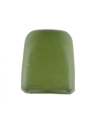 funktioneller Kordelstopper - Größe: 12mm - Farbe: dunkelgrün - Art.Nr. 211749