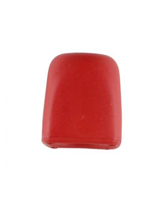 funktioneller Kordelstopper - Größe: 15mm - Farbe: rot - Art.Nr. 221875
