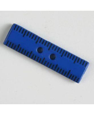 Kinderknopf - Größe: 30mm - Farbe: blau - Art.-Nr.: 231065