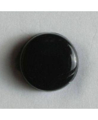 winziger Puppenknopf - Größe: 7mm - Farbe: schwarz - Art.Nr. 150360