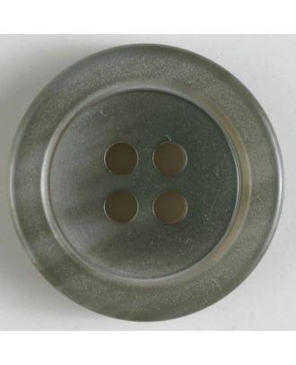 Modeknopf - Größe: 32mm - Farbe: grau - Art.-Nr.: 360365