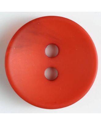 Modeknopf - Größe: 34mm - Farbe: rot - Art.-Nr.: 400136